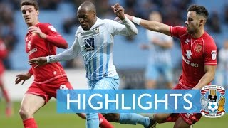 Highlights | Coventry 1-2 MK Dons