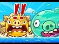 AQUA PIG STRIKES!!! - Angry Birds Fight! #11