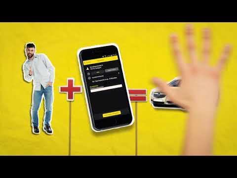 Taxi Stuttgart App