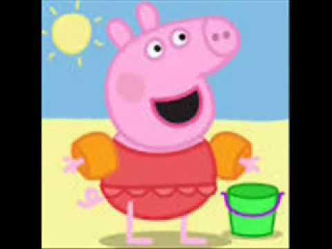 Pepa pig y la silla que se mueve youtube for Silla que se mueve