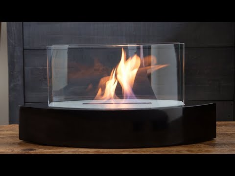 Anywhere fireplace ventless fireplaces youtube for Contemporary ventless gas fireplaces