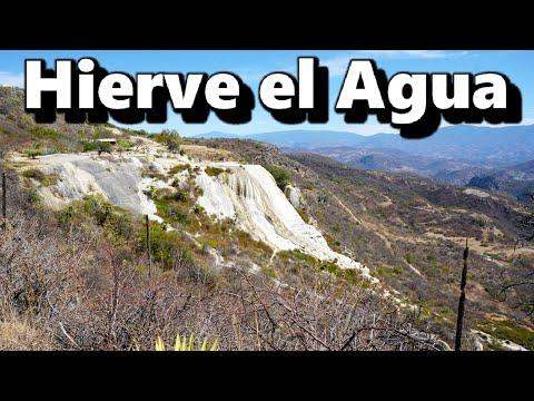 Hierve el Agua, Oaxaca | Paraíso natural en México | Todo lo que debes saber | Guía rápida