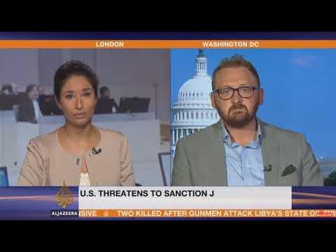 Trump administration, John Bolton attacks International Criminal Court