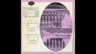 Silent Tone Record/バッハ:3つのヴァイオリンのための協奏曲,合奏協奏曲/カール・リステンパルト指揮ザール室内管弦楽団、ゲオルク・フリードリヒ・ヘンデル、クルト・クロム、他