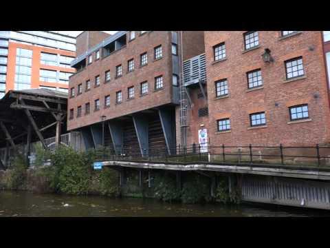 Manchester Canal Tour