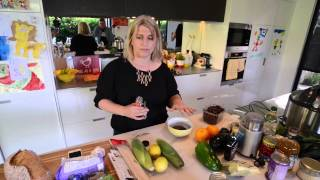 CharterMason Giant Racing: Emma Dean cooks for the team Part I