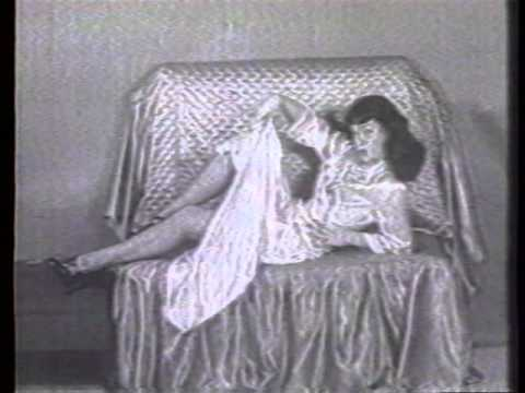 Betty Page uncovered from YouTube · Duration:  27 minutes 48 seconds