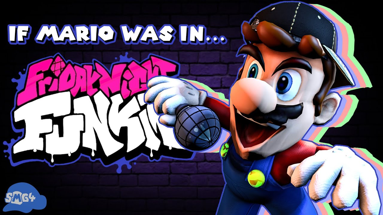 Download SMG4: If Mario Was In.... Friday Night Funkin
