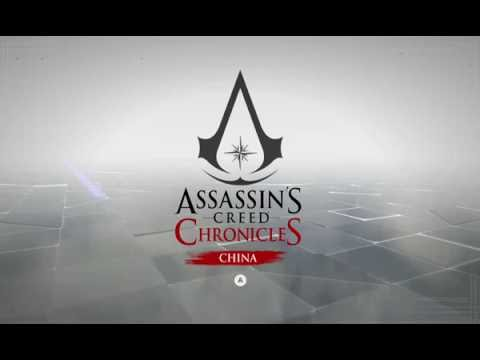 Assassin´s creed chronicles china Xbox one asesino nato Ep 1