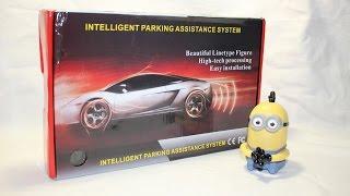 видео Беспроводной парктроник – обзор моделей, установка + Видео