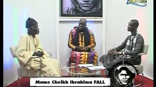 Jazboul Mouride avec Serigne Mamour Ndao sur Lamp Fall TV