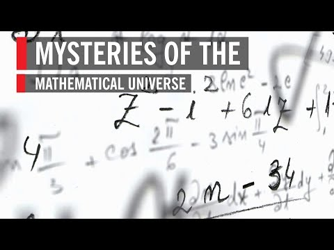 Mysteries of the Mathematical Universe | 2015