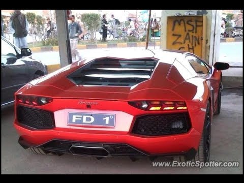Supercars of Pakistan - Expensive cars of pakistan