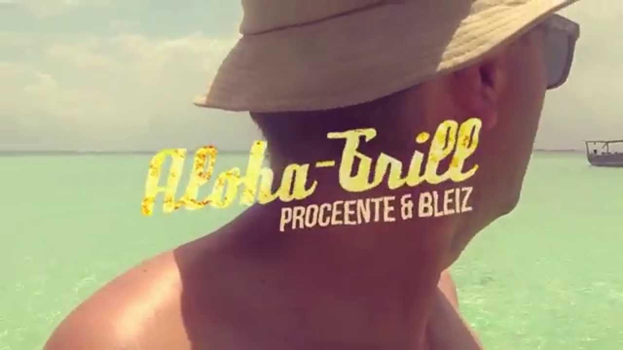 """Proceente zapowiada koncerty """"Aloha-Grill"""" w Warszawie 22.10 i Wrocławiu 23.10"""