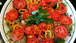 Vito's Italian Cucina Healthy Fall Festival Salad
