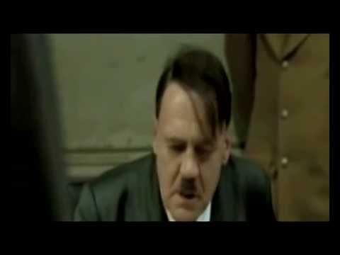 HItler gets a tax demand!