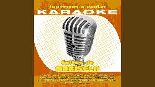 Enamorada y Herida (Karaoke Version) (Originally Performed By Marisela)