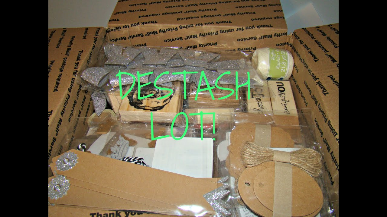 Sold craft supplies destash lot for sale youtube for Craft supplies stores near me
