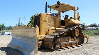 used crawler dozer for sale 2006 cat d6n xl dozer low hours pat blade ms ripper orops one owner