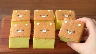 폭신촉촉 수플레 카스테라 만들기 :: 만들기 쉽고, 맛은 최고!! :: Souffle Castella Cake Recipe