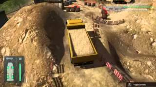 Construction Machines Simulator 2016 - Trailer | Sector.sk