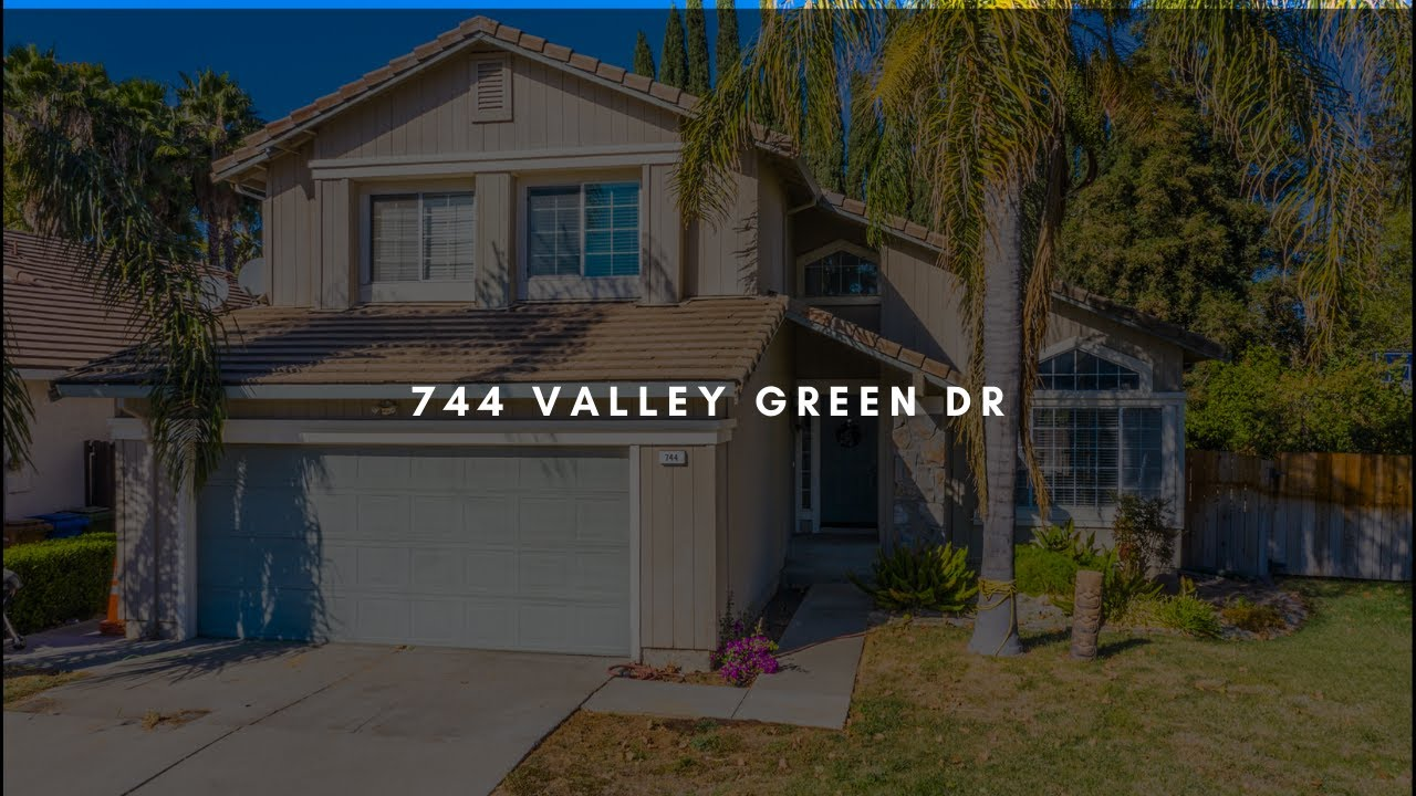 744 Valley Green Drive, Brentwood, CA 94513
