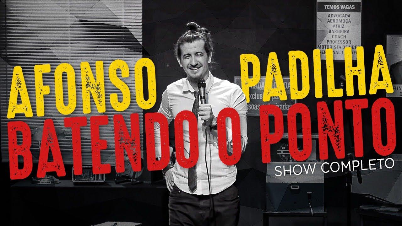 AFONSO PADILHA - BATENDO O PONTO (SHOW COMPLETO) - VOL.1