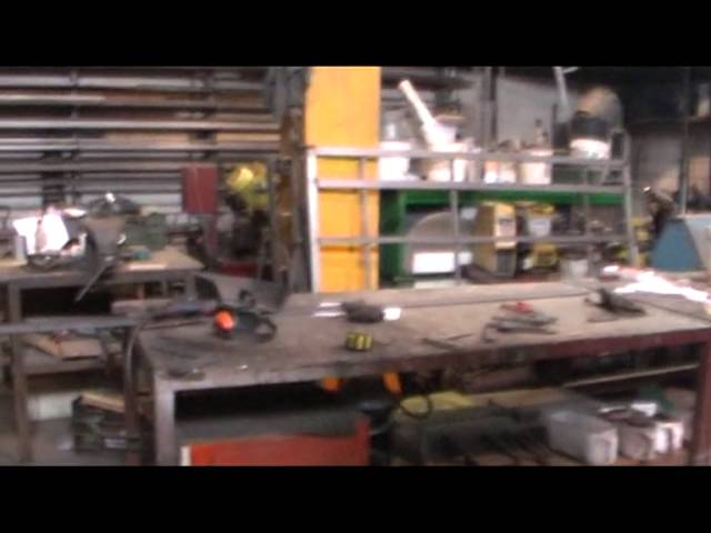 Wheel Barrow Repair Travel Video