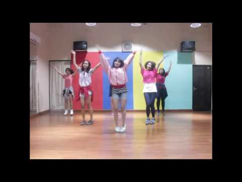 AI48 - Heavy Rotation (Dance Practice)