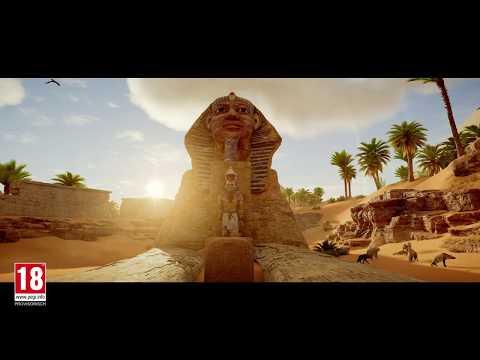 Assassin's Creed: Origins Weltpremieren-Gameplay-Trailer präsentiert von gameware.at 🎮