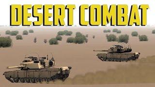 Steel Beasts - Desert Combat Pt. 1