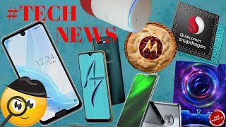 OPPO A7 LAUNCHED| SNAPDRAGON 8150 SCOREs| SHARP AQUOS R2 COMPACT| MOTO G7 LEAK| HUAWEI AI VOICE..