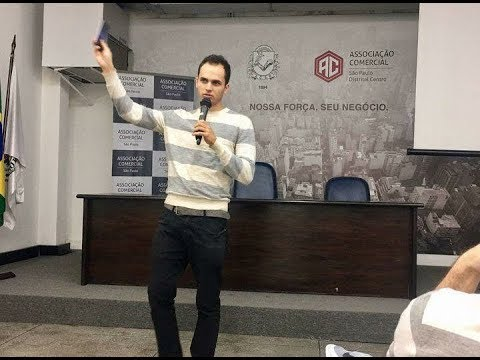 ICO em Blockchain e Bitcoin - Palestra Augusto Sitio