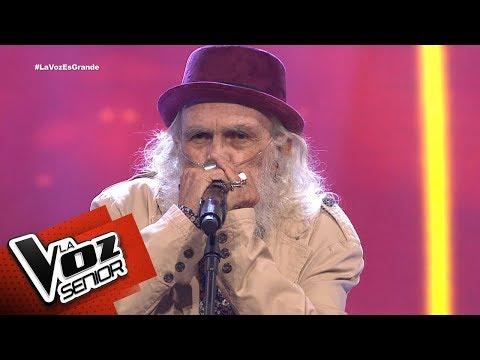 ¡Genaro Palacios Conmueve A Beli Hasta Las Lágrimas! | Programa 1 |  La Voz Senior