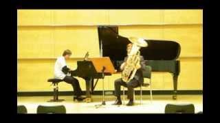 Concerto for Tuba and Piano 3Movement - Arild Plau