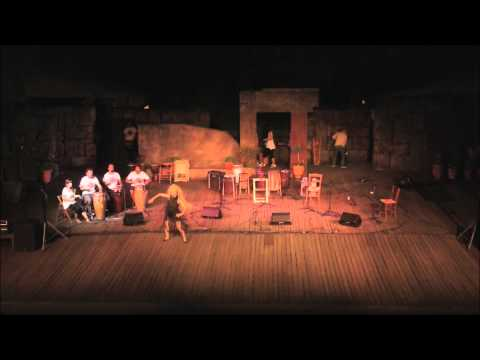ROOTS AFRICA - Afro Brazilian dance & percussion