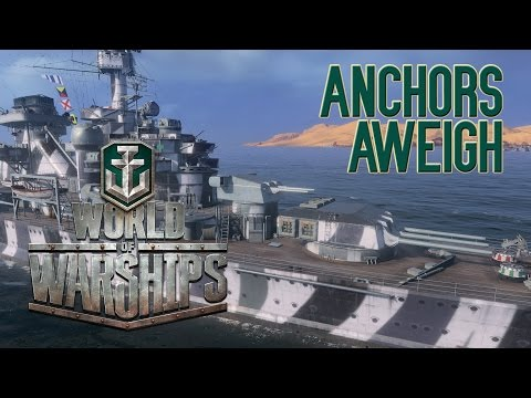 World of Warships - Anchors Aweigh Eastern Front