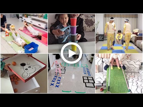 Energy Busting Indoor Games & Activities For Kids