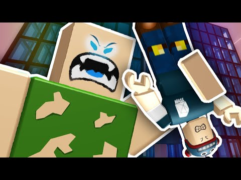 Thumbnail: ATTACKED BY A GIANT?! | Roblox