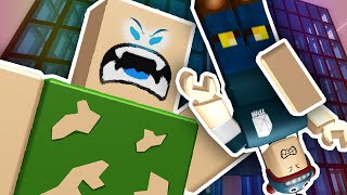 ATTACKED BY A GIANT?! | Roblox