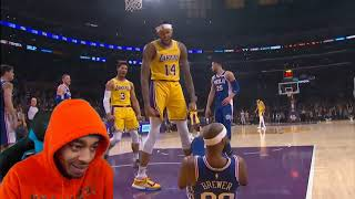 "FlightReacts NBA ""Bullying"" MOMENTS!"