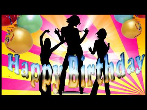 Happy Birthday Party Song Music