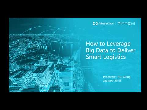 How to Leverage Big Data to Deliver Smart Logistics