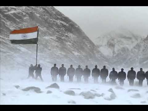 Indian Army men at the Siachen Glacier - touching video! thumbnail