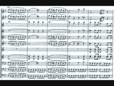 """Wolfgang Amadeus Mozart - Serenade No. 10 in B-flat major, K. 361 """"Gran Partita"""""""