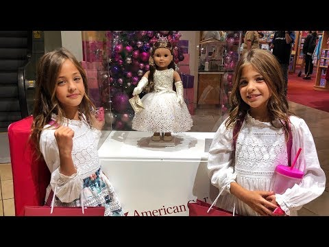 Our 2 Day American Girl Doll Store Extravaganza