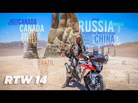 TeapotOne Motorcycle RTW - Episode 14 South & Central America