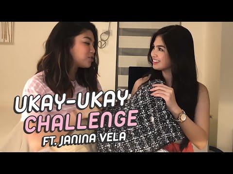UKAY UKAY CHALLENGE WITH JANINA VELA    Heaven Peralejo