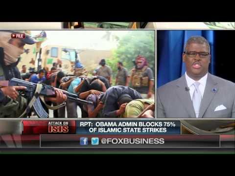 Obama Administration Blocking 75% Of ISIS Strikes?