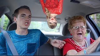my grandma reacts to taylor swift having bad blood
